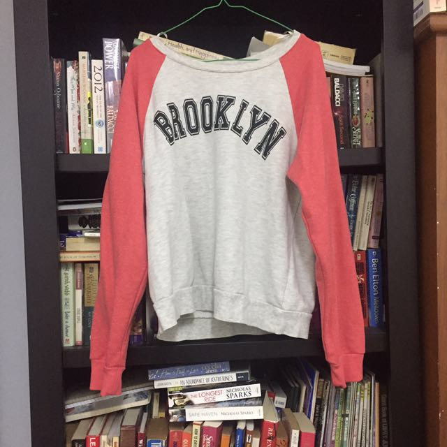 ♥️Forever 21 BROOKLYN Sweater