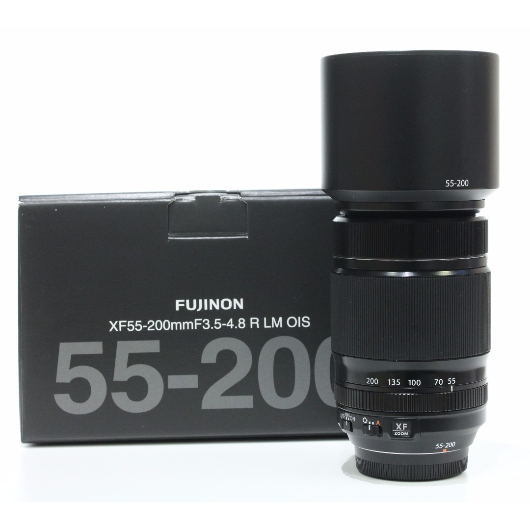 Universal Protective UV Filter 62mm for Fujifilm XF 55-200 mm F3.5-4.8 R LM OIS