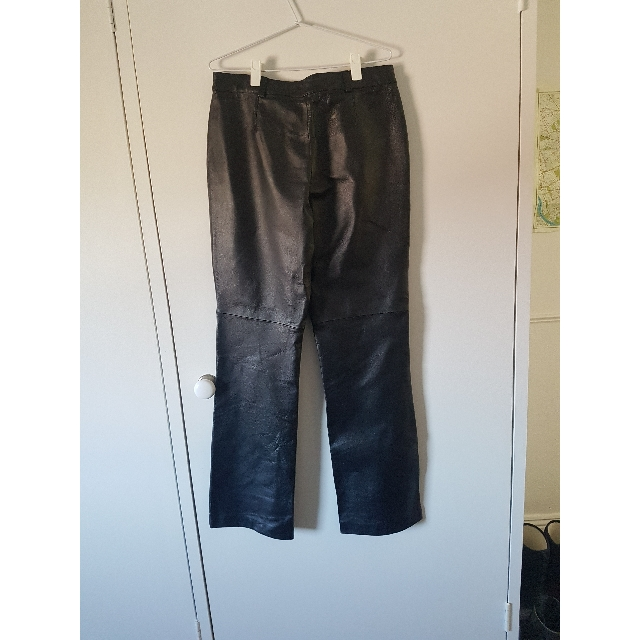 Genuine Leather Pants Size 10