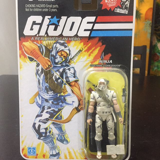 GI Joe Ninja Package