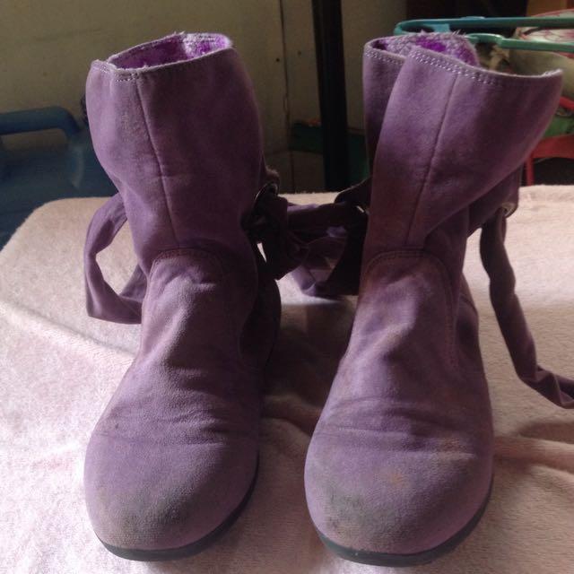 Gibi Boots