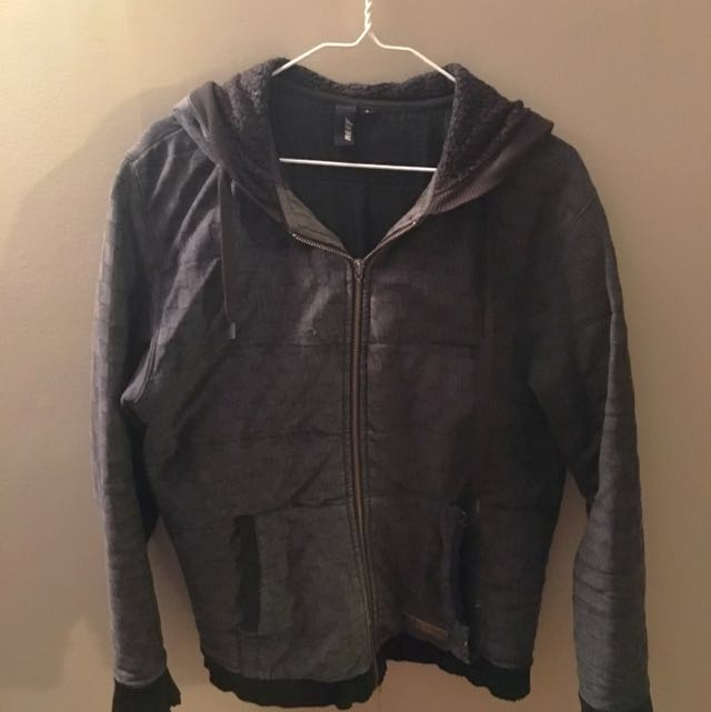 Grey Hoodie In Great Condition