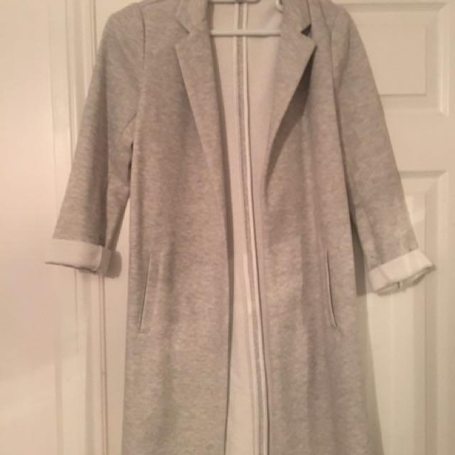 Grey Overcoat