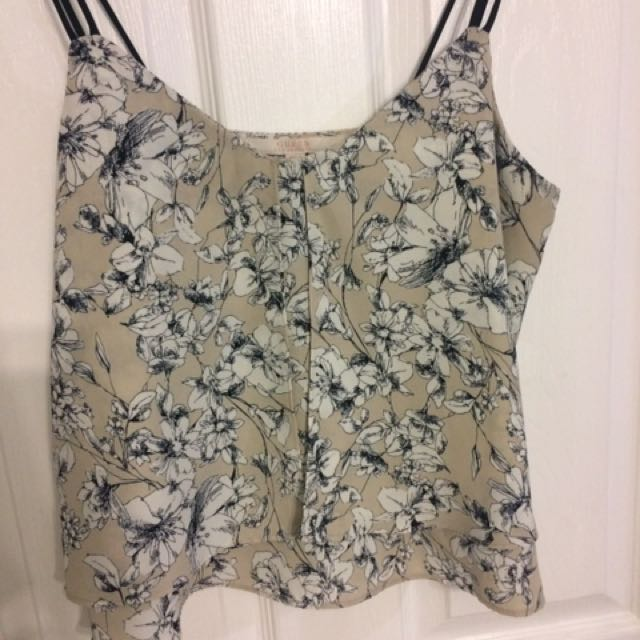 GUESS size medium tank top