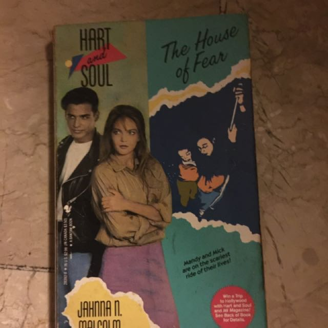 Hart And Soul's The House Of Fear