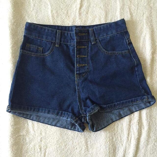 High Waist Short(open For Swap)