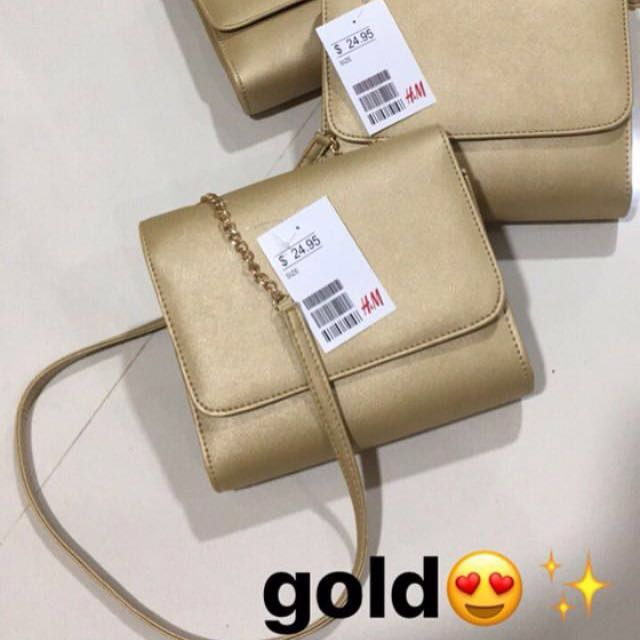 H&M Cluth Slingbag