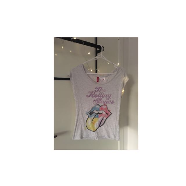 H&M The Rolling Stones T-shirt