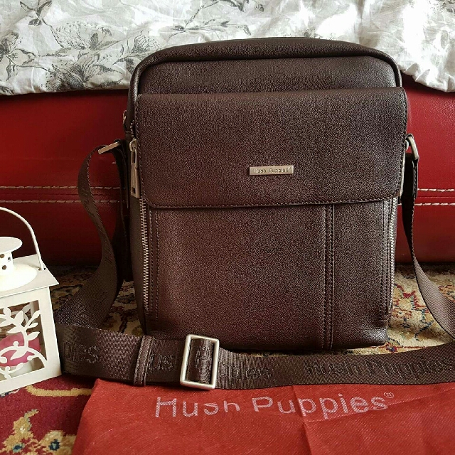 2bb0c686a Hush Puppies Sling Bags for men on Carousell