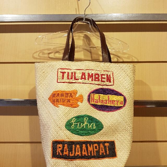 INDONESIALOH Rattan Woven BAG