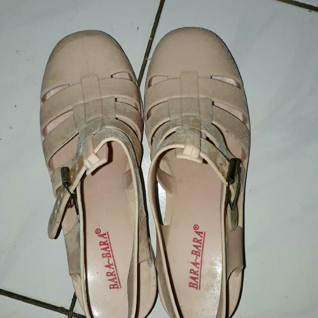 Jelly Shoes Bara-Bara