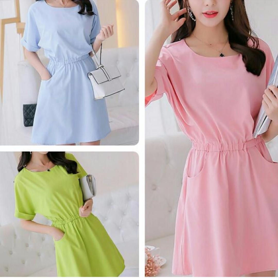 KD020 Smart Casual Dress