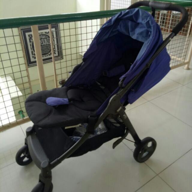Kereta bayi(dorongan bayi) nego say