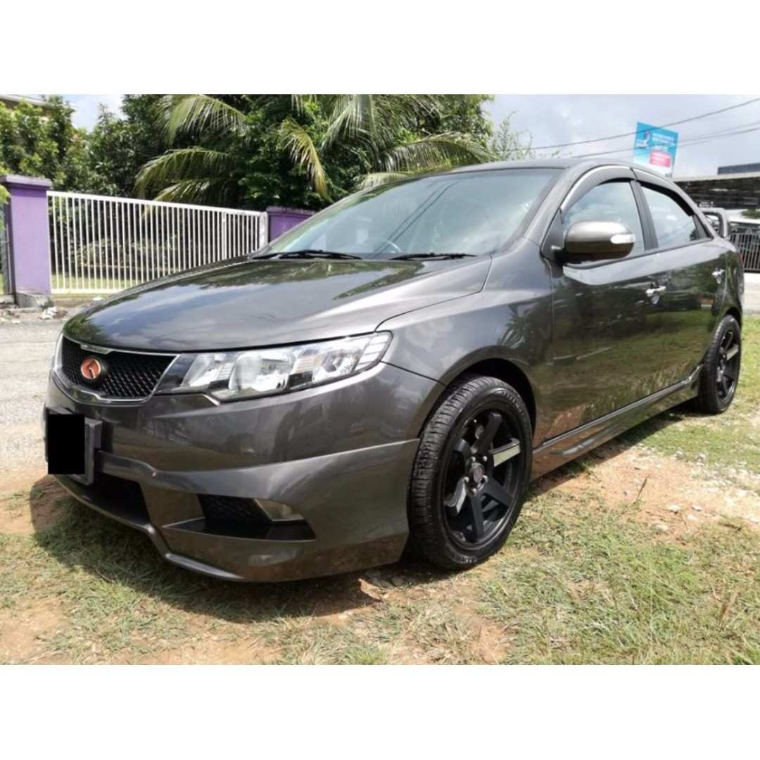 Kia Forte 16 Sx Auto 2010 Cars For Sale On Carousell Oil Filter