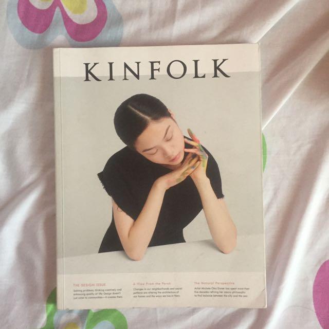 Kinfolk The Design Issue