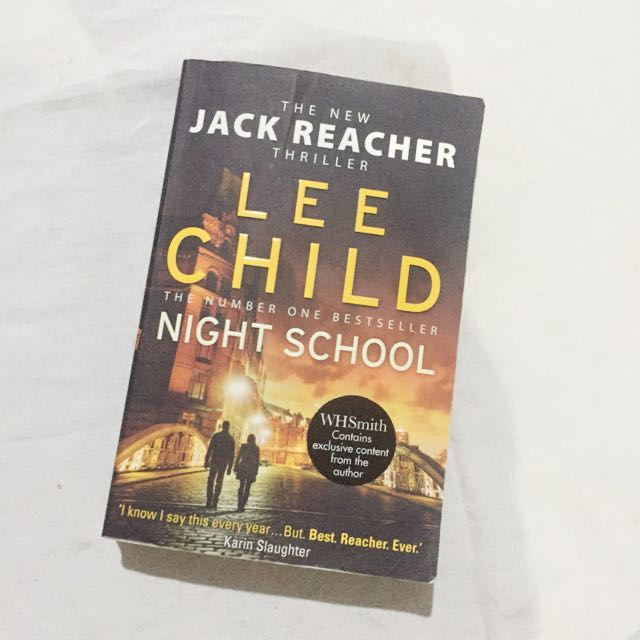 Lee Child - Night School