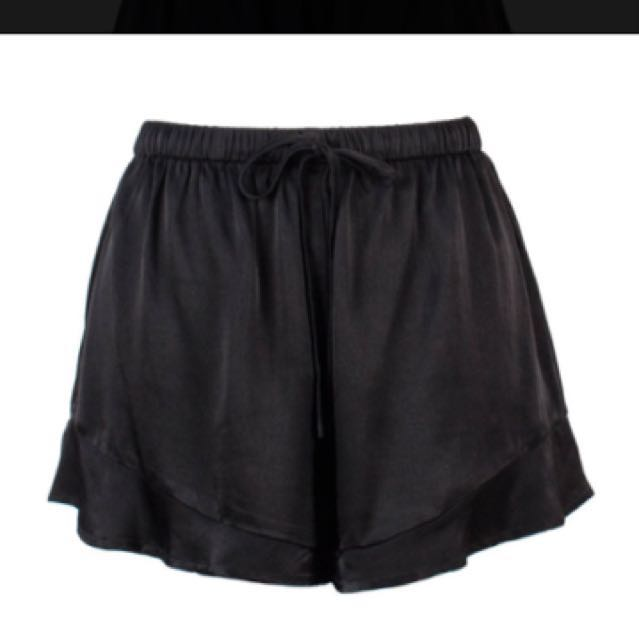Lonely Noa Boxer high waisted shorts