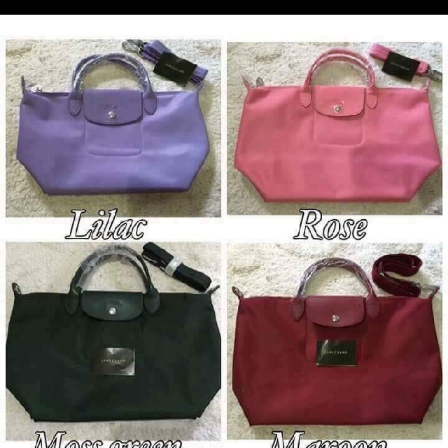Longchamp (Authentic)