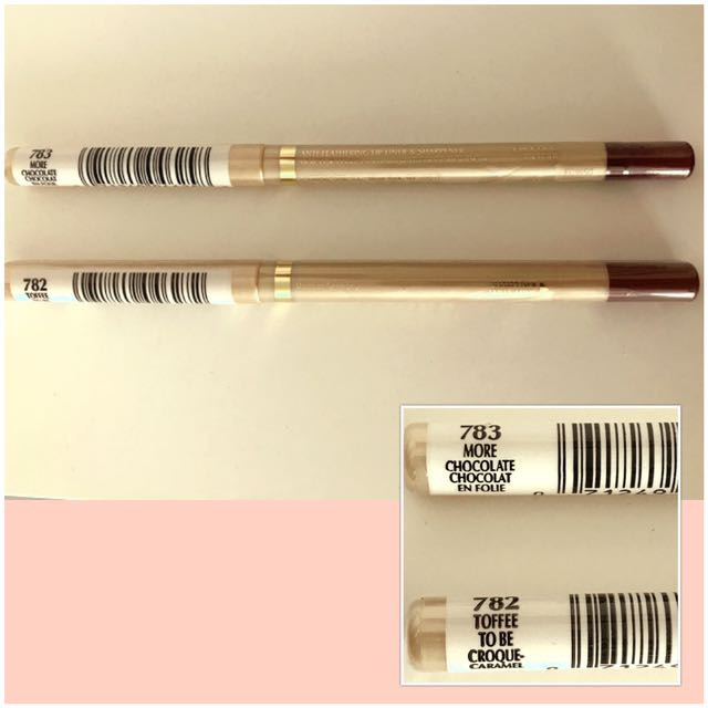 L'Oreal Colour Riche Anti-Feathering Lip Liner & Sharpener