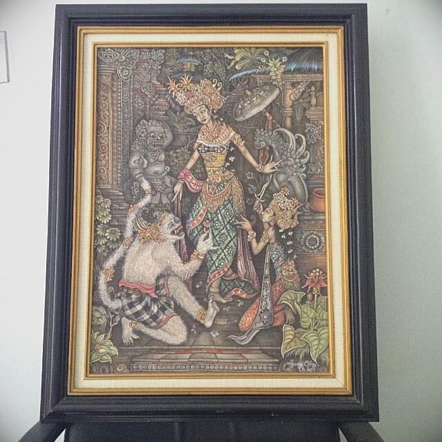 Lukisan Bali