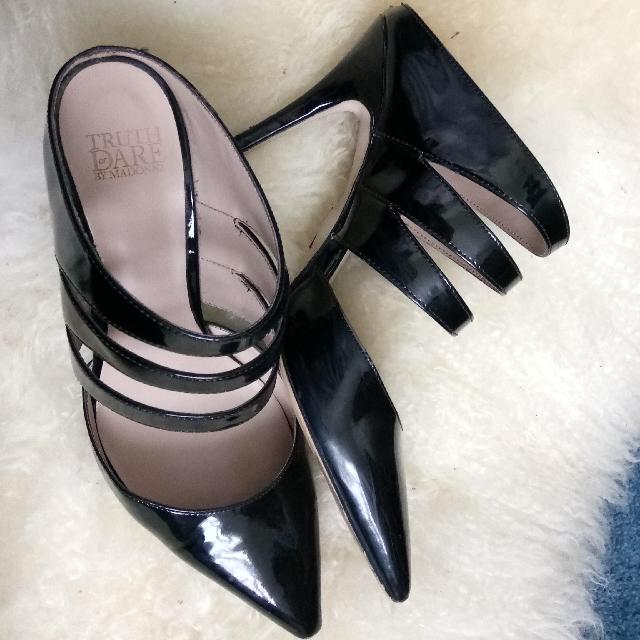 Madonna high heels