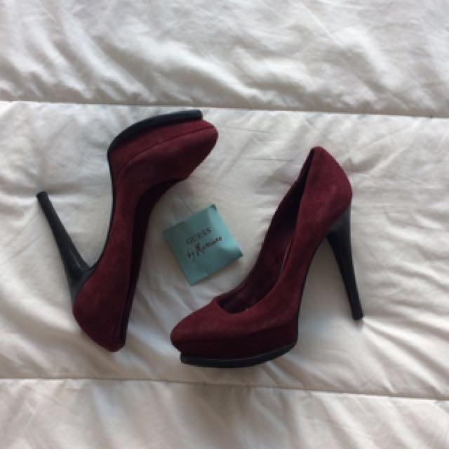 Marciano heels - size 8