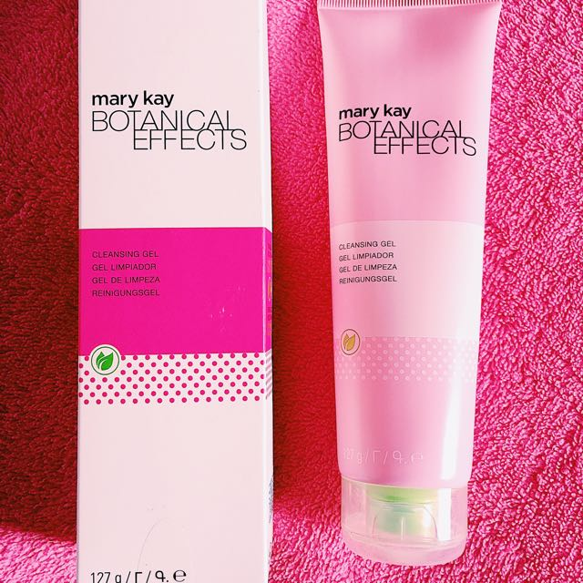 Mary Kay Botanical Effects Cleansing Gel