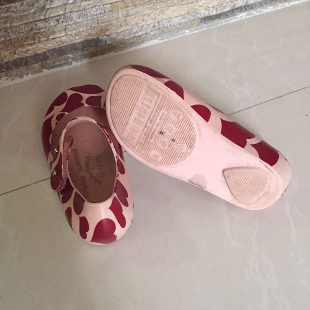 Mini Melissa Shoes (authentic) repriced