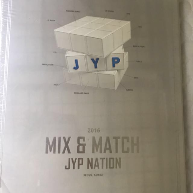 Mix and match jypnation photobook