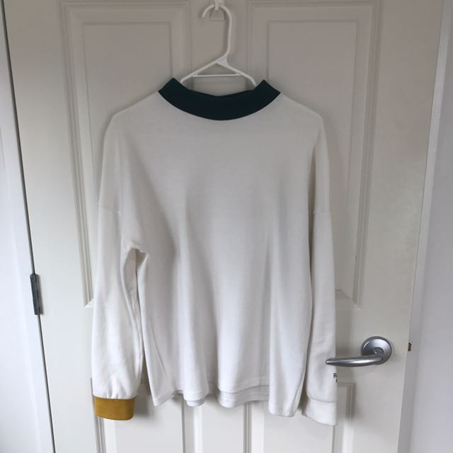 MIXXMIX DUO COLOUR JUMPER