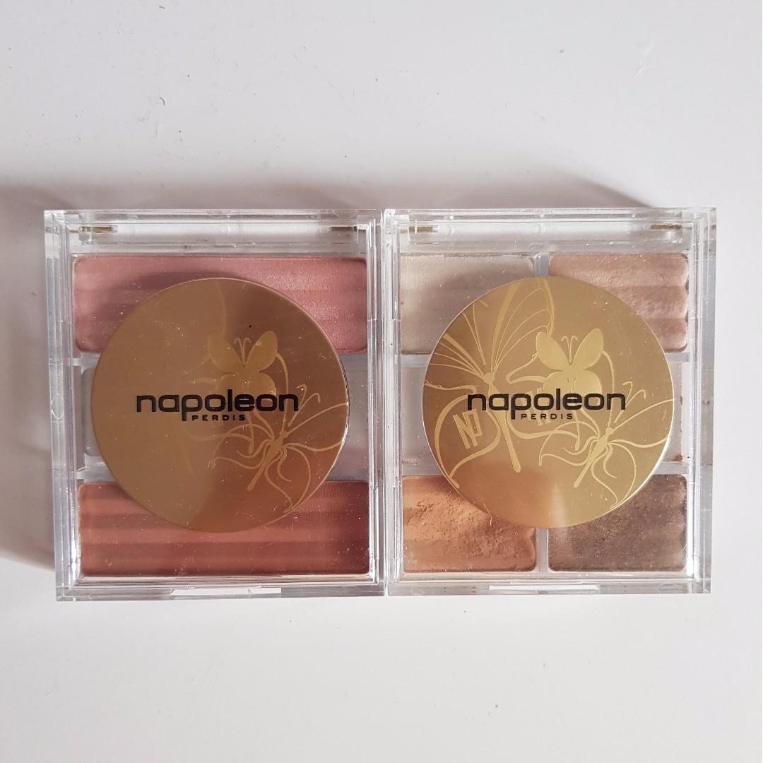 Napoleon Perdis Blush & Eyeshadow set