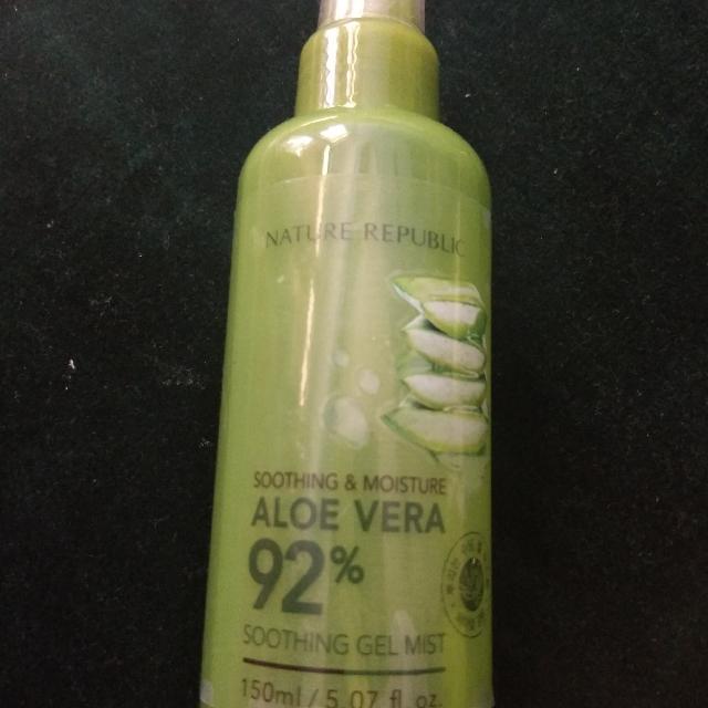 Nature Republic Aloe Vera Soothing Spray