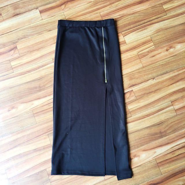 (NEW) Split Skirt - BODYFIT