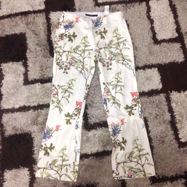 New Zara long pants