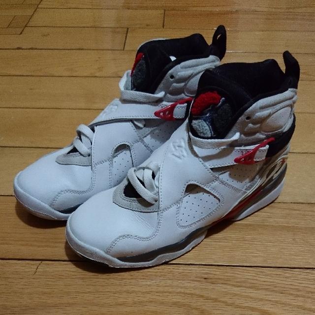Nike Jordan 8 兔寶寶 GS 喬丹 8代