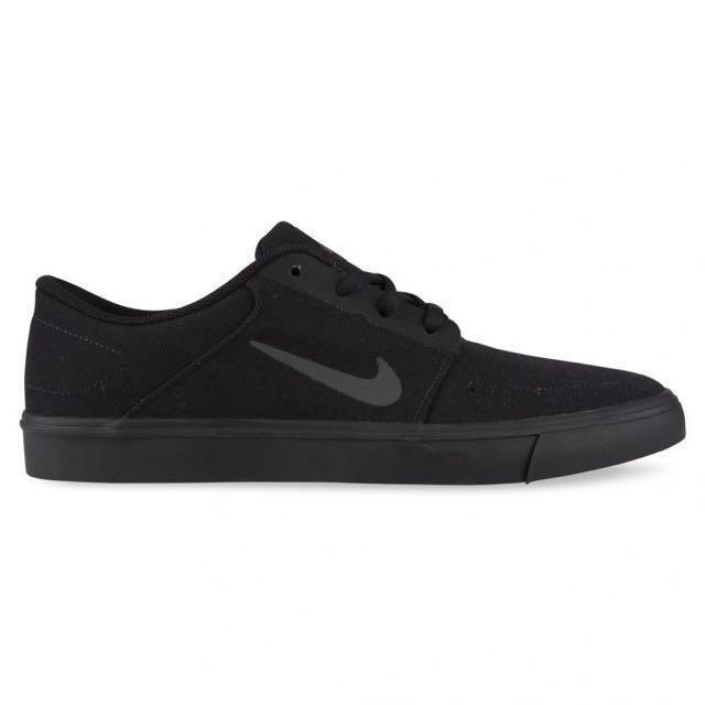 0ab311a8f9c4 Nike SB portmore ultralight black