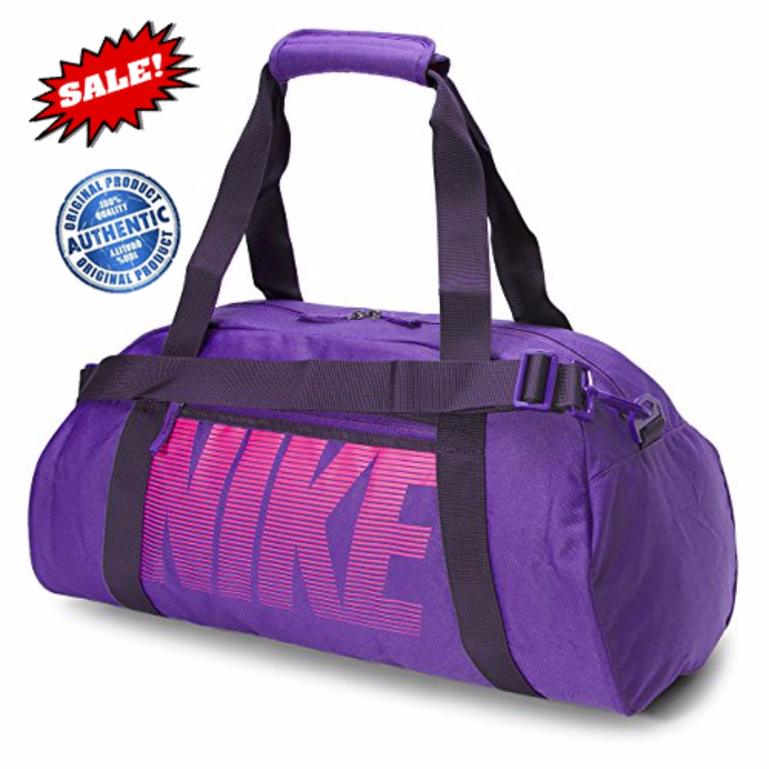 Nike Women s Gym Club Training Duffel Bag BA5167-540 c8e1c41a24