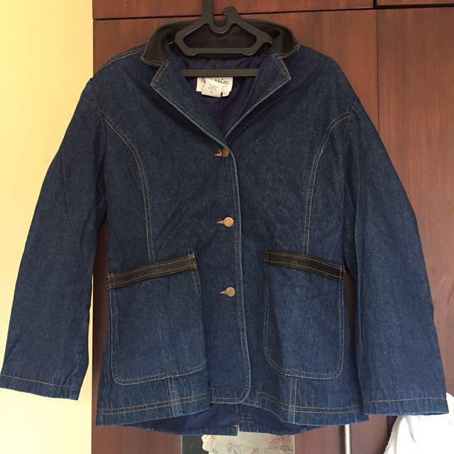 Pamela McCoy Jacket Jeans