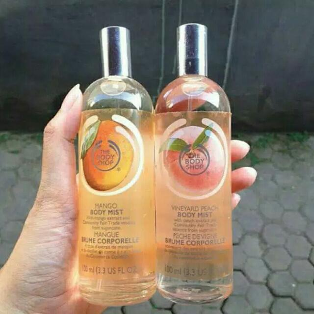 Parfum The Body Shop Ori Reject, Health & Beauty, Perfumes, Nail Care,