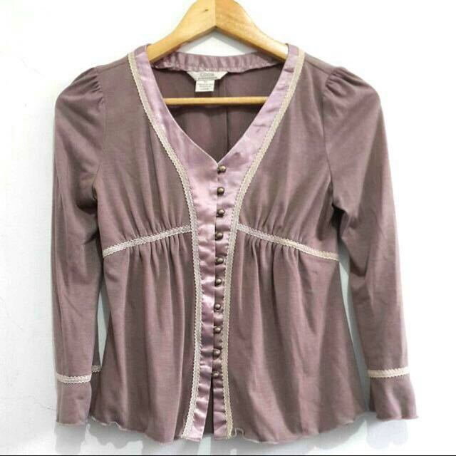 Pink Import Top/Blouse
