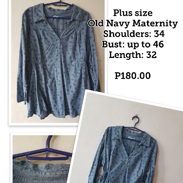 Plus Size or Maternity Blouse/ Dress