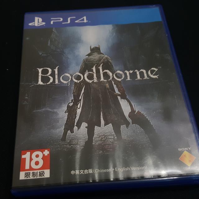 ps4血源詛咒blood borne