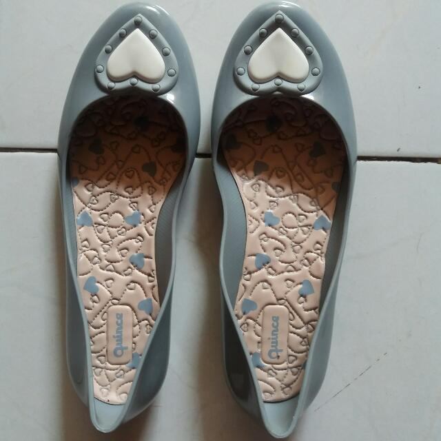 REPRICE Quince Jelly Shoes