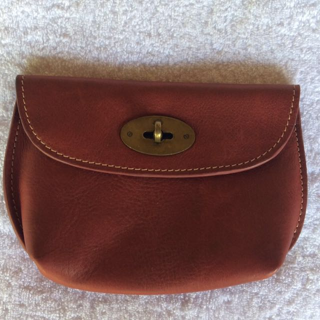 Repriced Mulberry Cosmetic Purse/Pouch