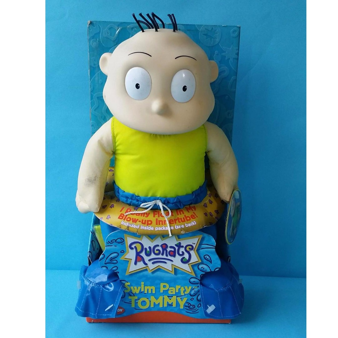 Rugrats  Tommy Toy Figure