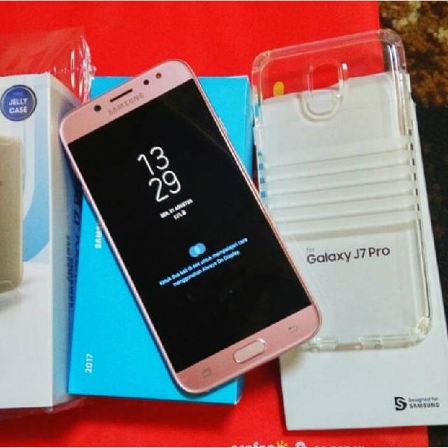 Samsung J7 pro Rose pink
