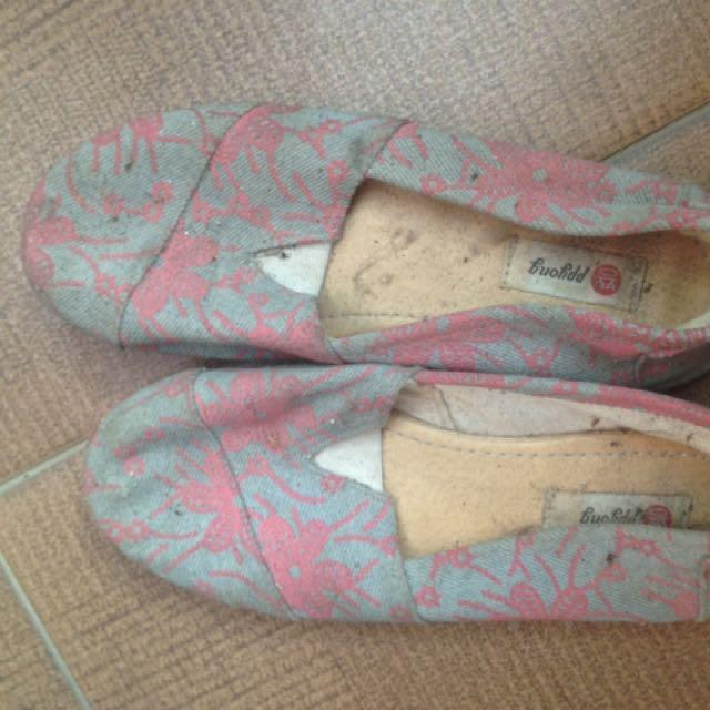 sepatu ppyong