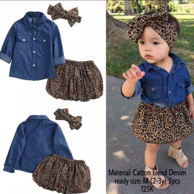 set dress import (baby girl)