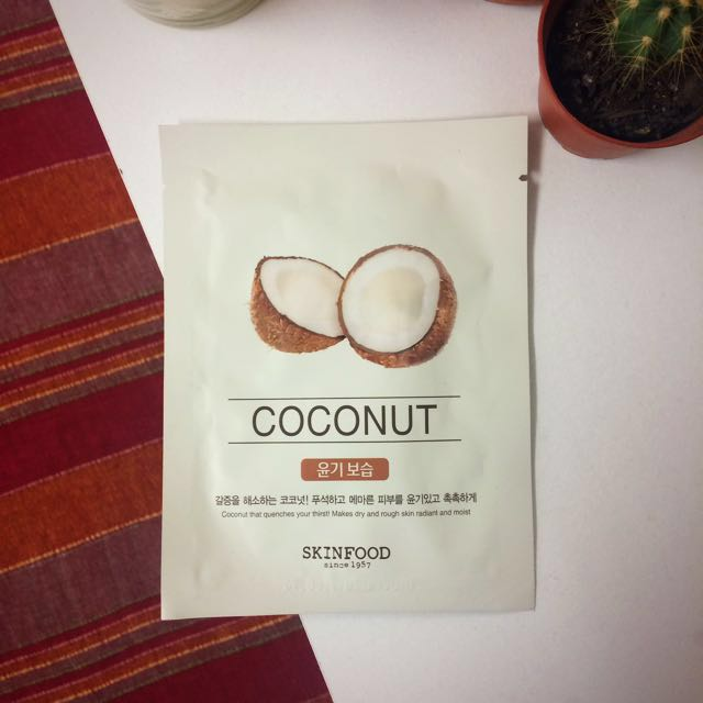 Skinfood Sheet mask