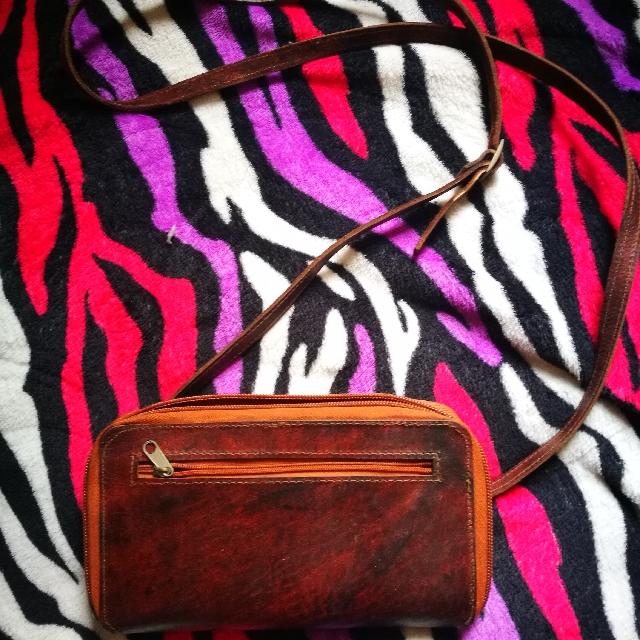sling type wallet